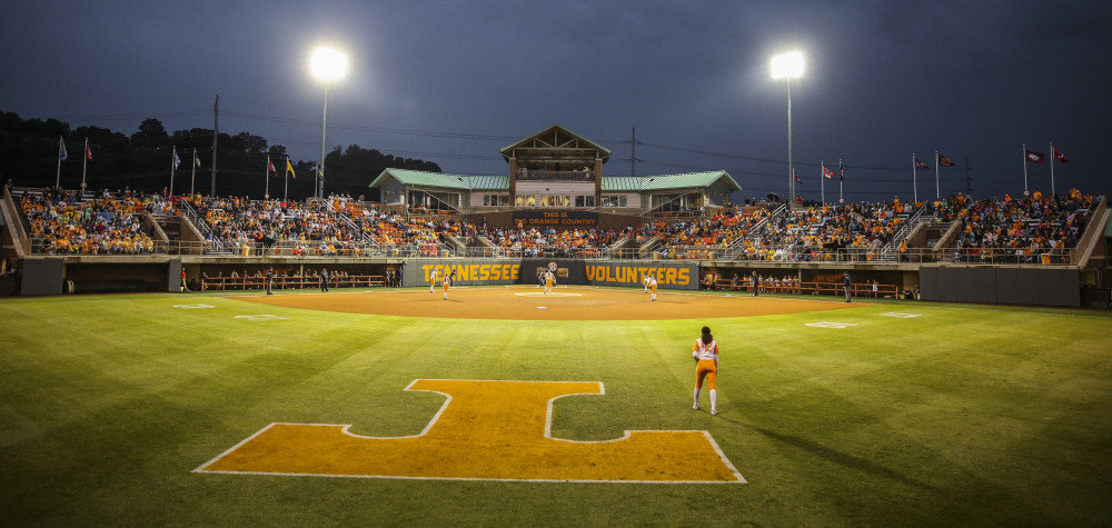 TENNESSEE EARNS NO. 13 NATIONAL SEED IN NCAA TOURNAMENT