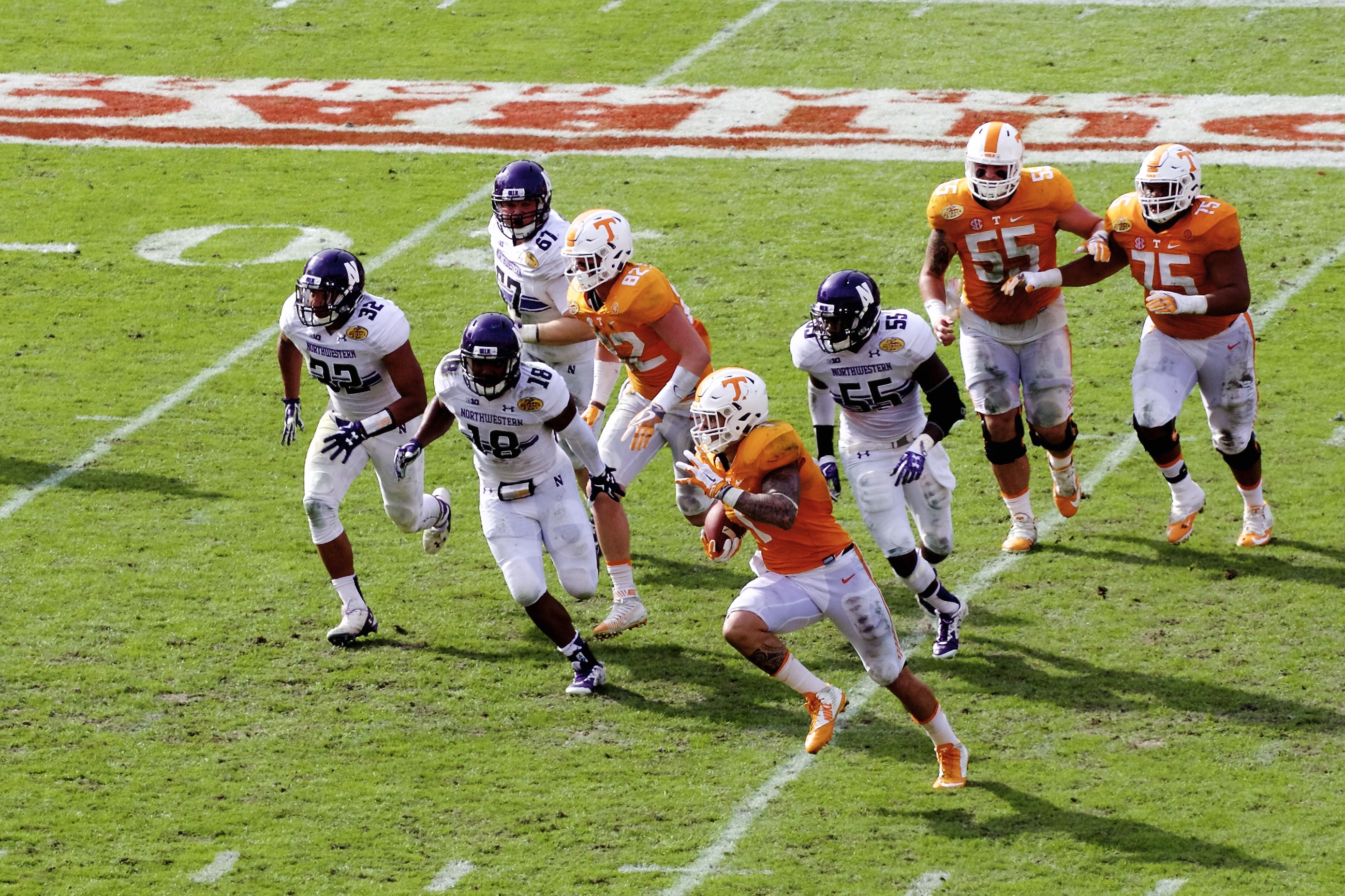 Tennessee roster, depth chart breakdown by the numbers of class and star ratings