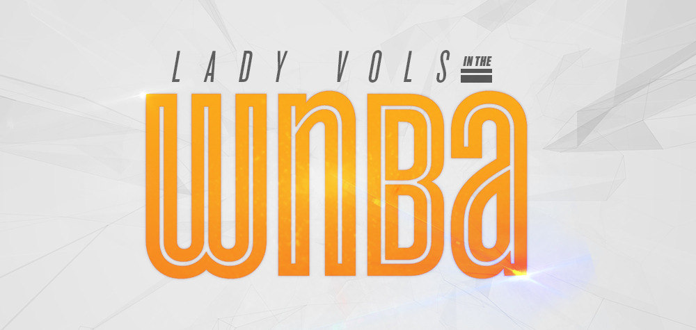 Lady Vols in the WNBA