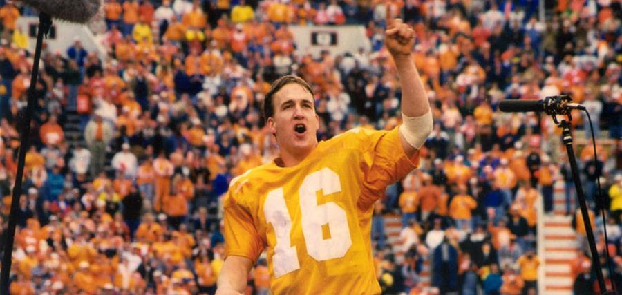 Manning, Seivers, Walker on College Football Hall of Fame Ballot