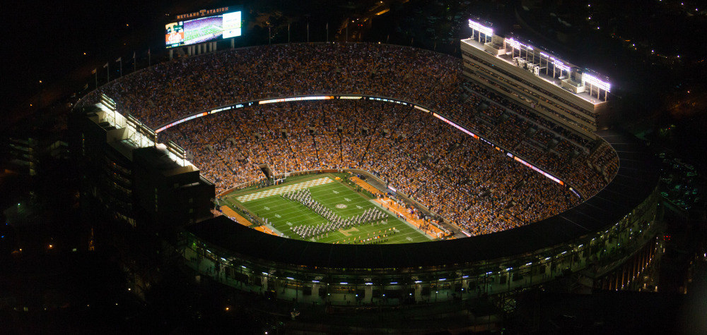 VOLS' SEASON OPENER MOVED TO SEPT. 1