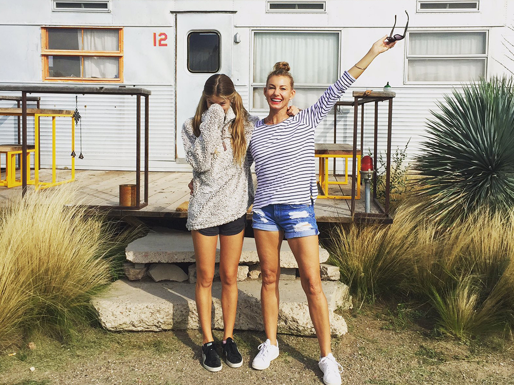 Faith Hill Shares Mother-Daughter Road Trip Photos As She Drops Daughter, Maggie, Off At College