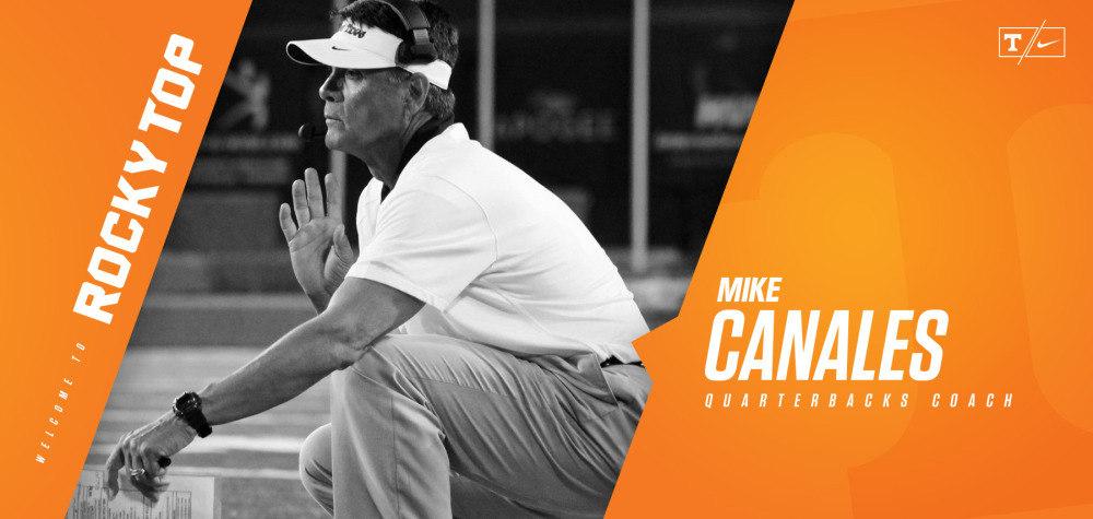 Jones Announces Changing to Coaching Staff | UT Sports