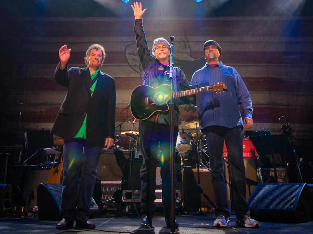 Alabama Extends 50th Anniversary Tour With Openers Scotty McCreery, Beach Boys, Charlie Daniels & More