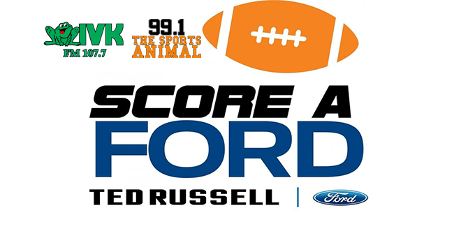 SCORE A FORD FEATURE 2019