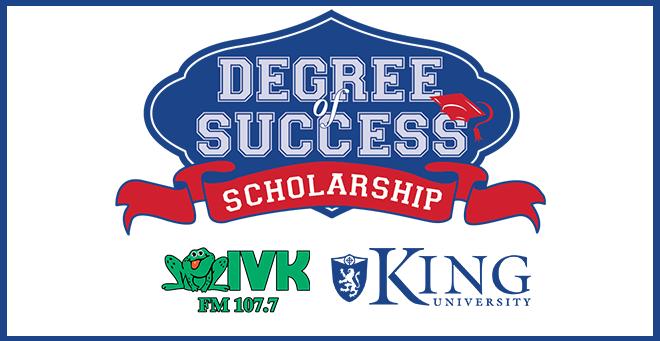 King University Scholarship Giveaway