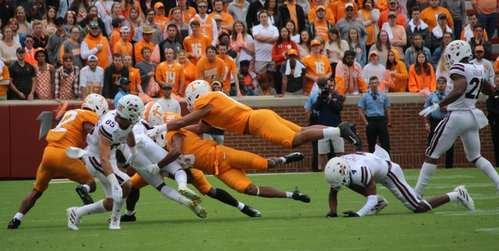 Football Photo Gallery: Tennessee vs. Mississippi State