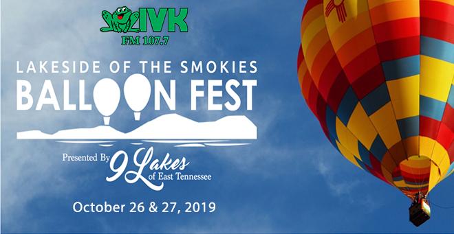 Lakeside of the Smokies Balloon Festival