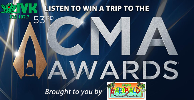 Win a Trip to the CMA Awards
