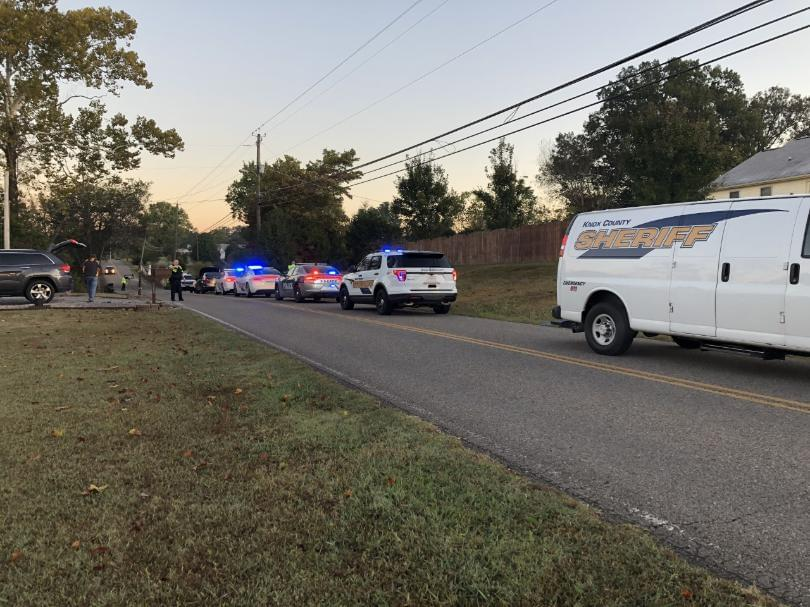 Police Chase Through East Knoxville