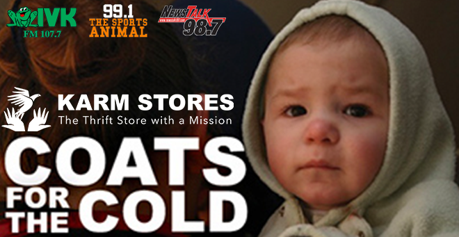 KARM COATS FOR THE COLD FEATURE