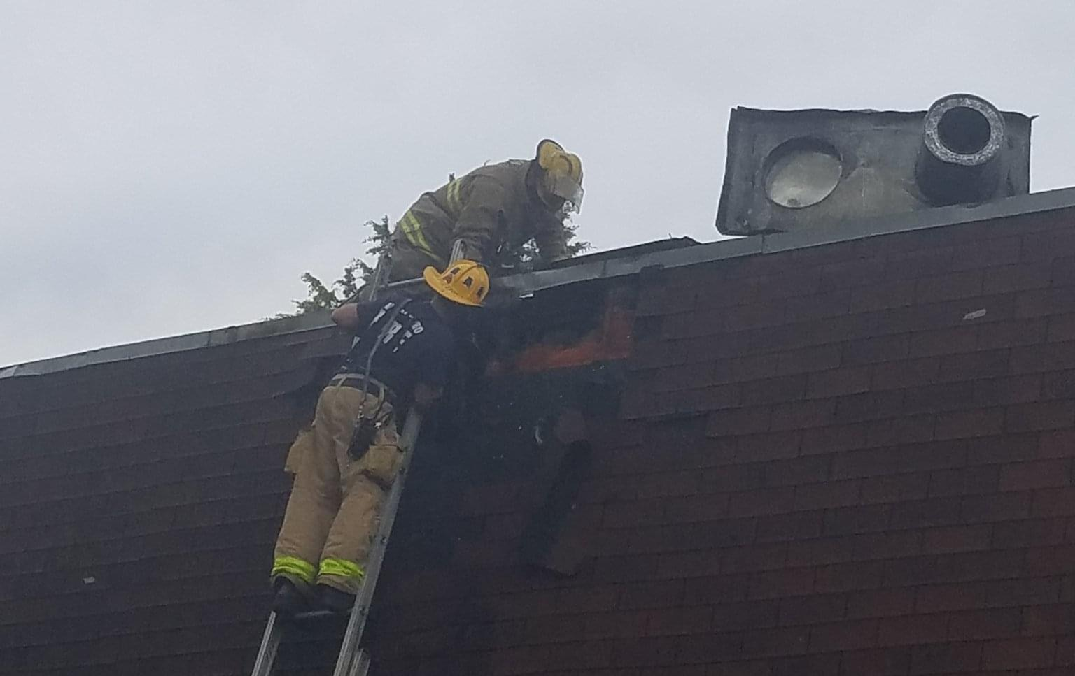 Fire Officials Say Clean Your Chimney After Apartment Fire in West Knox County