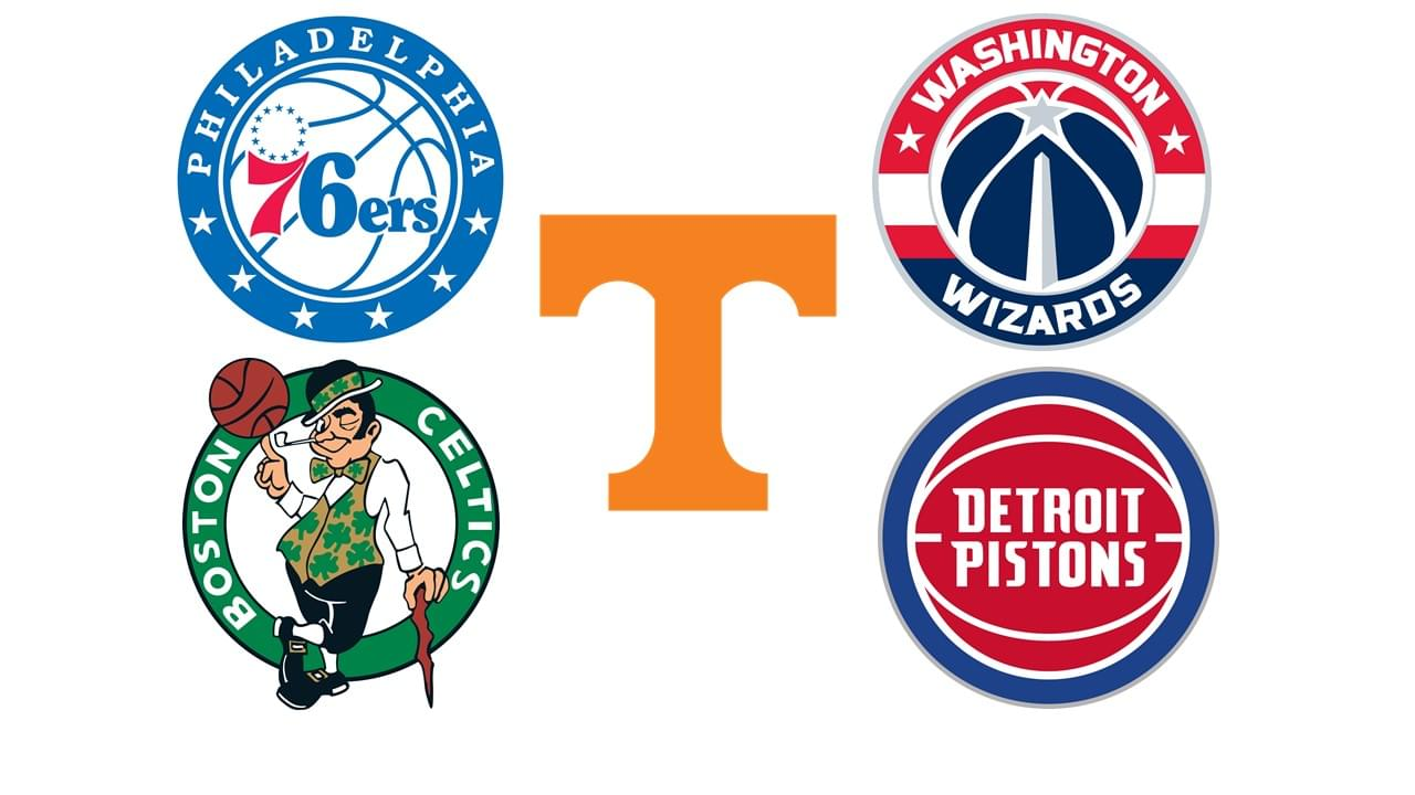 6 VFLs in the NBA, 5 on active opening day rosters