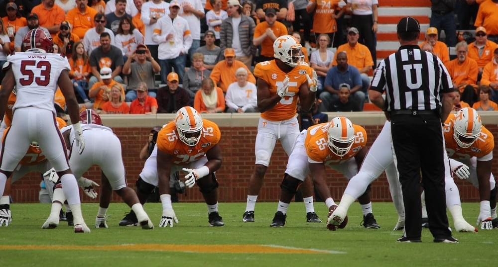 Vince's View: SEC Week 10 score predictions including UT/UAB