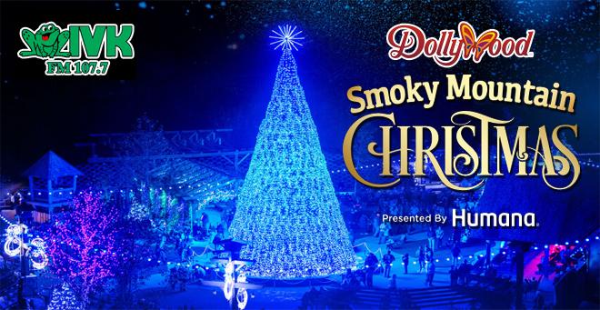 Dollywood's Smoky Mountain Christmas