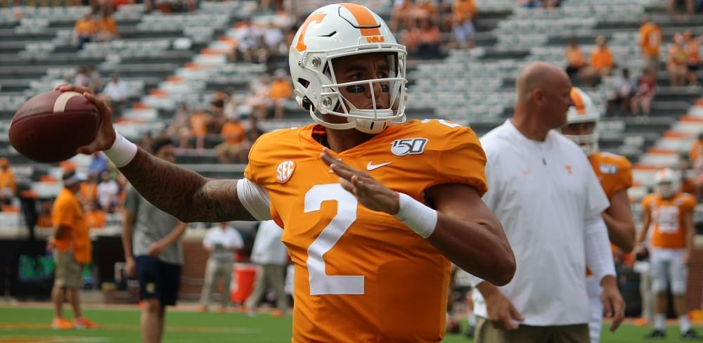 SEC score predictions for Week 14 including UT/Vandy and more rivalries