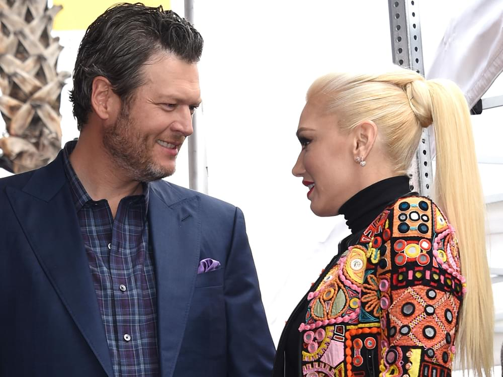 "Watch Blake Shelton & Gwen Stefani's Tender New Video for ""Nobody But You"""