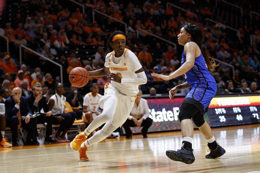 Forman Files: Lady Vols Face Tough Two Week Stretch.