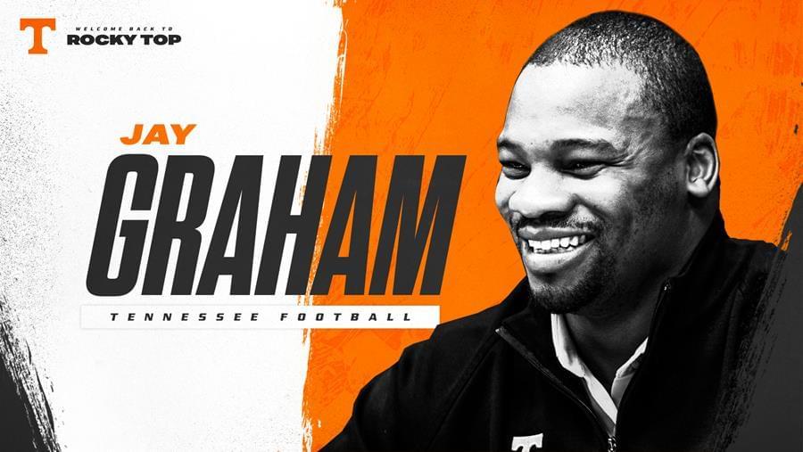 Vols Hire VFL Jay Graham to Coach Running Backs
