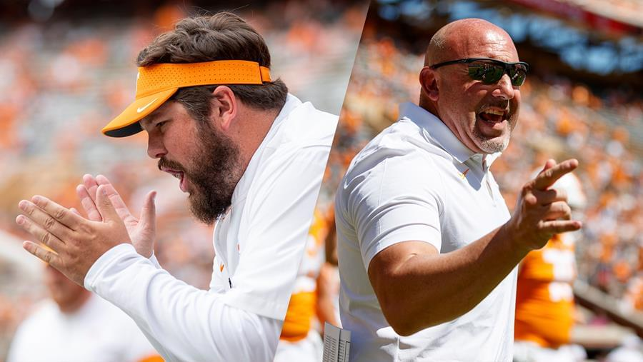 Vols Promote Osovet to Tight Ends Coach, Niedermeyer Moves to Defense