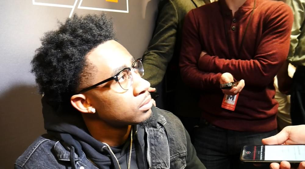 """Video: Bowden """"When we execute, I feel like we can score the ball as good as anyone"""""""
