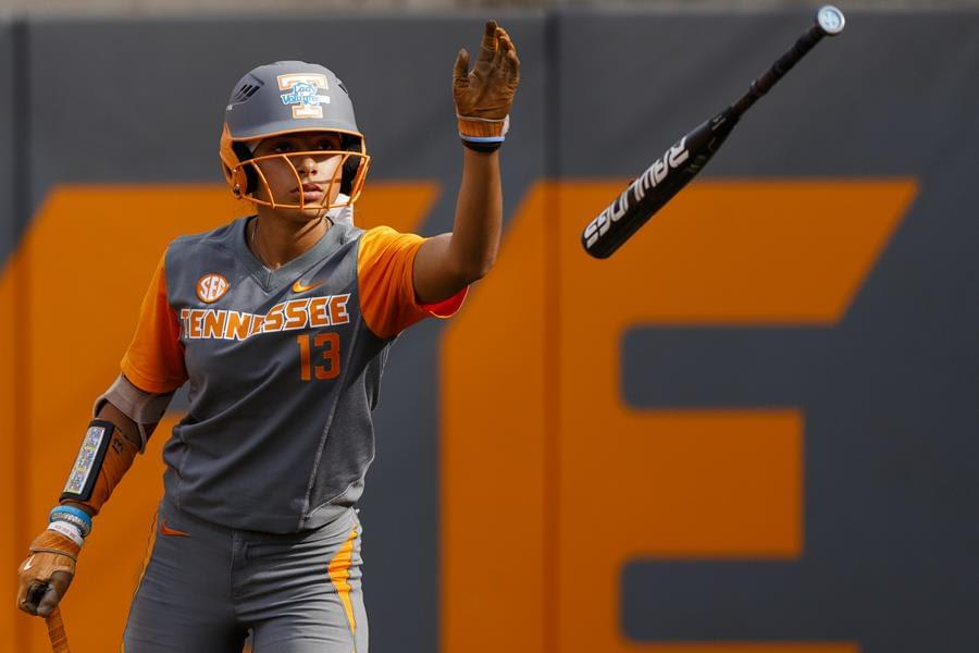 UT's Hitting Duel with WMU Declared 'No Game'