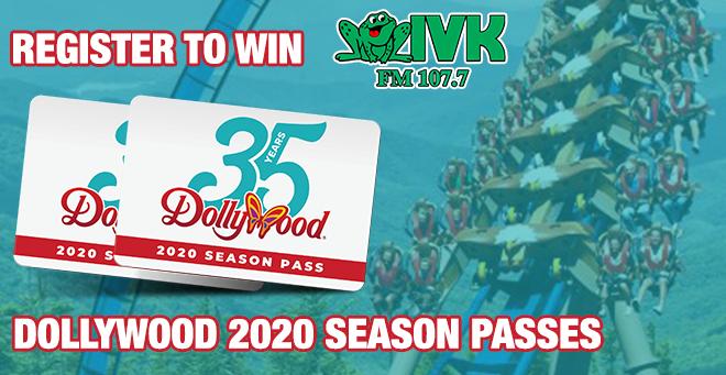 Register to Win Dollywood 2020 Season Passes