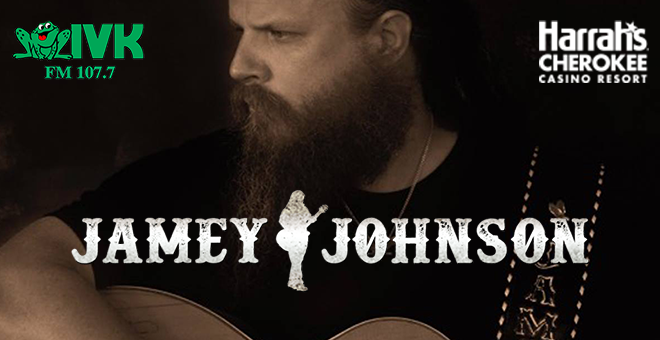 June 5 & 6 – Jamey Johnson at Harrah's Cherokee Casino Resort