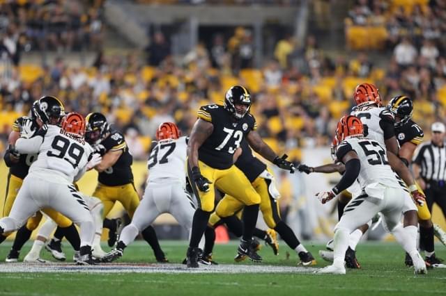 Pittsburgh Steelers - September 30, 2019