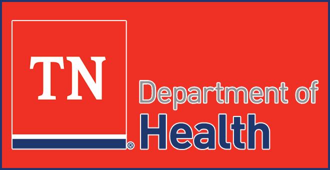 Coronavirus Updates from TN Department of Health