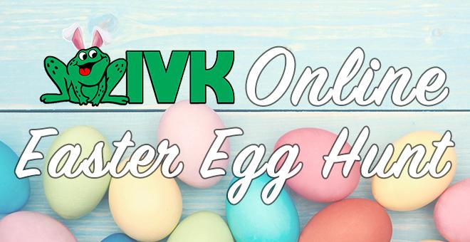 WIVK Online Easter Egg Hunt