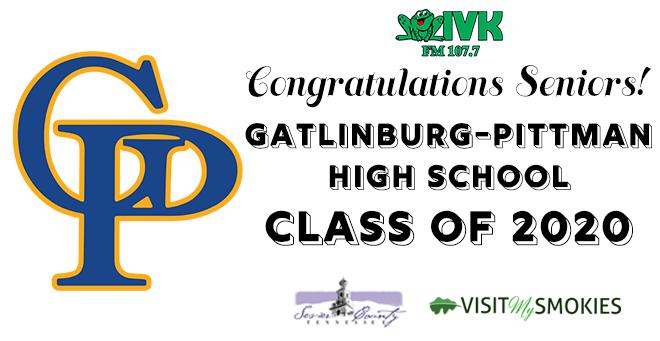 Gatlinburg-Pittman High School Class of 2020