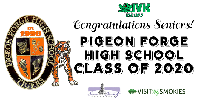 Pigeon Forge High School Class of 2020