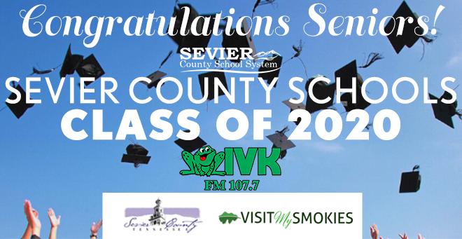 Class of 2020: Congratulations Sevier County Schools Graduates!