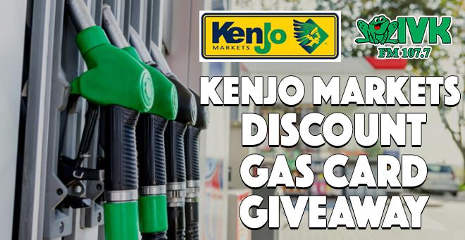 KenJo Markets Discount Gas Card