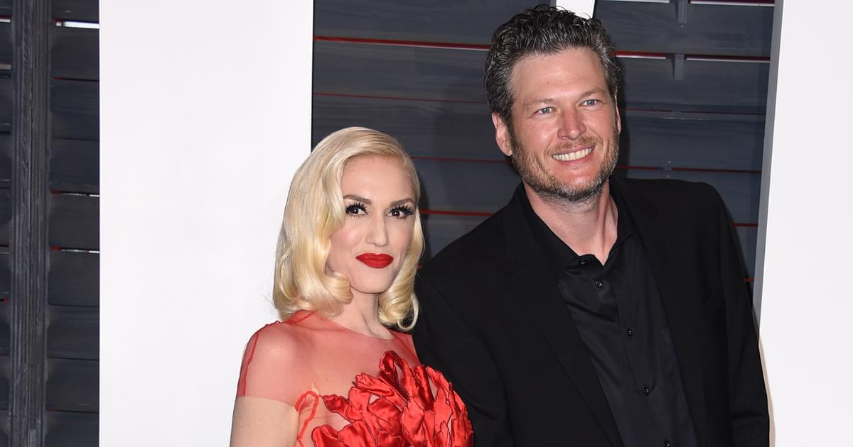 "Watch Blake Shelton and Gwen Stefani Perform ""Nobody But You"" in New Concert Video"