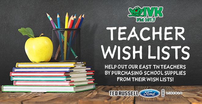 Granting Teacher Wish Lists
