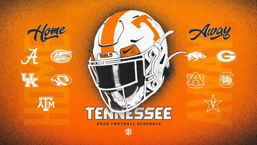 Tennessee 2020 Opponents Unveiled; Vols Add Texas A&M, Auburn