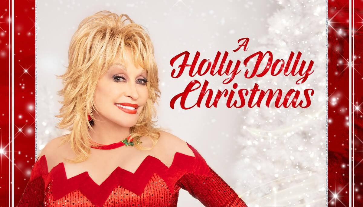Decades in the Making:  Dolly Parton to Release a New Christmas Album
