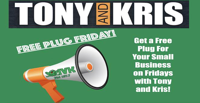 Free Plug Friday!