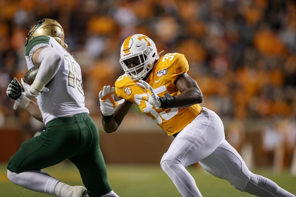 KNOXVILLE, TN - 2019.11.02 - Tennessee vs. University of Alabama at Birmingham