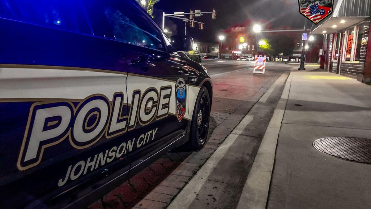 Johnson City PD Seeking Hit-and-Run Suspect from BLM Protest