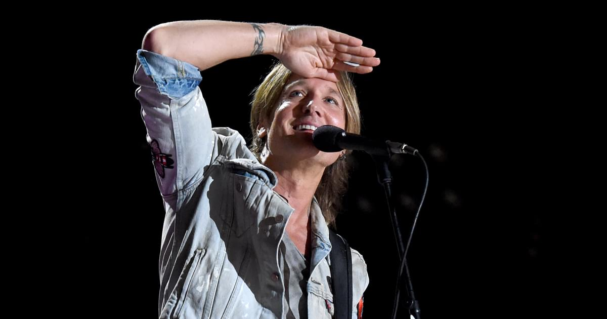 "Keith Urban Is Slowing Down for Release of New Album, ""The Speed of Now: Part 1"""