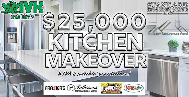WIVK $25,000 Kitchen Makeover