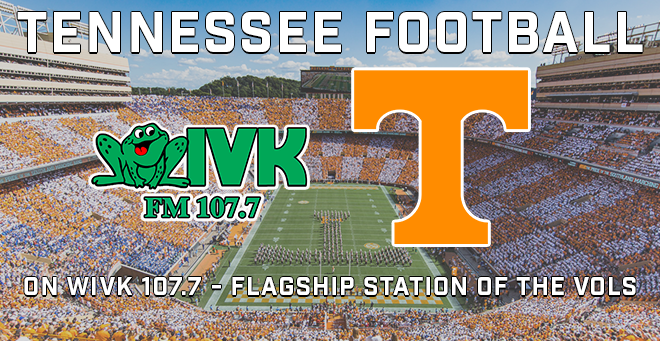 Tennessee Football on WIVK