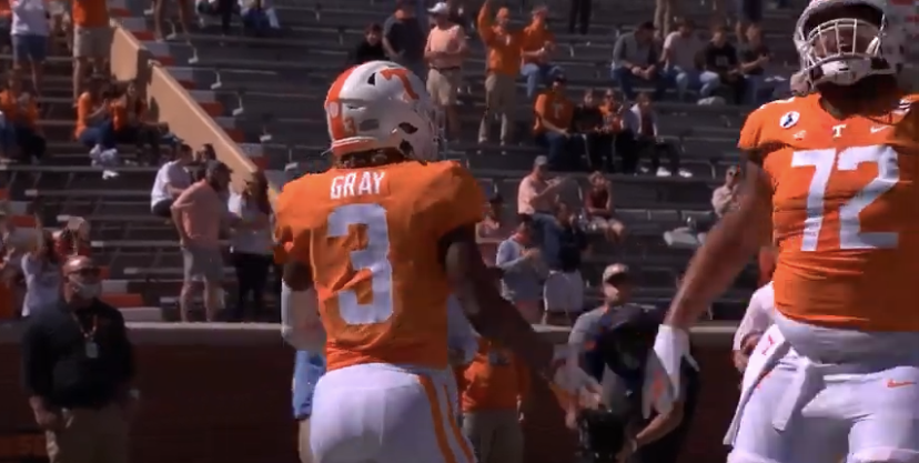 VIDEO: Tennessee v. Missouri Game Highlights