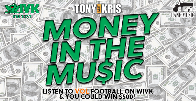 WIVK Money Music Feature