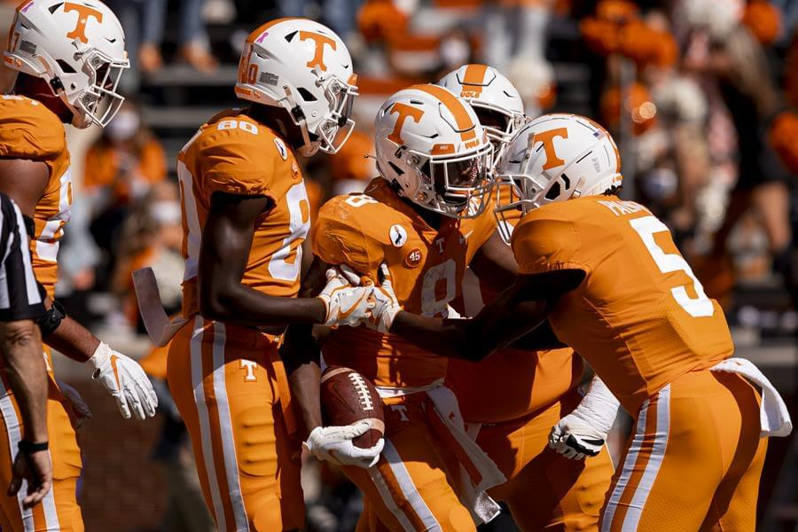 Football Preview: Vols Set for Showdown Against Second-Ranked Tide