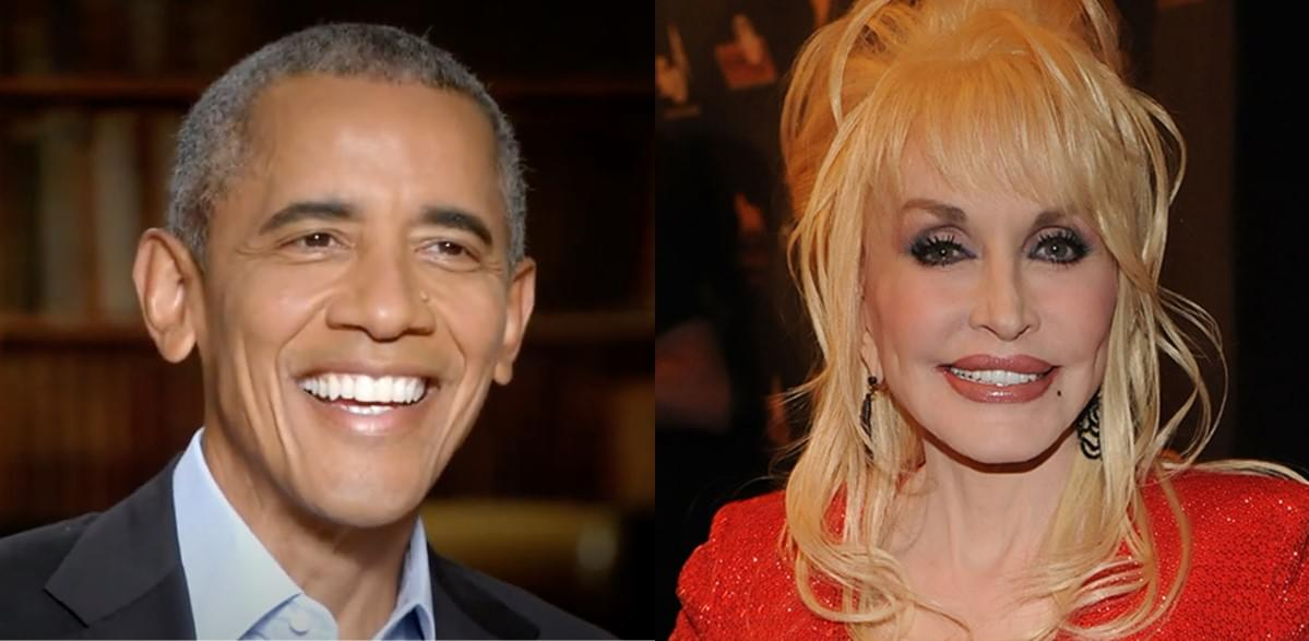Obama: Not Giving Dolly Parton the Medal of Freedom was a Mistake