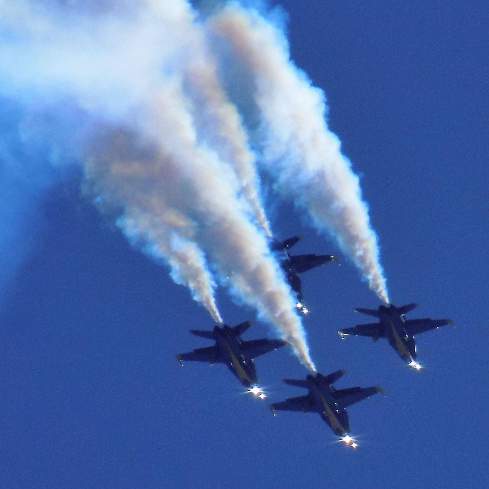 Blue Angels Coming Back to Knoxville in 2022